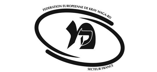 Logo de la fédération européenne de Kravmaga